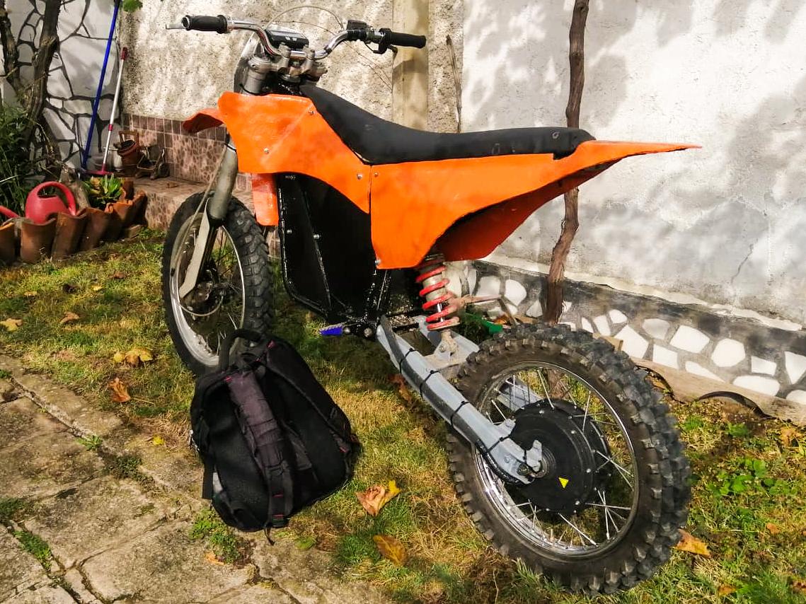 Кит за Мотоциклет 10KW